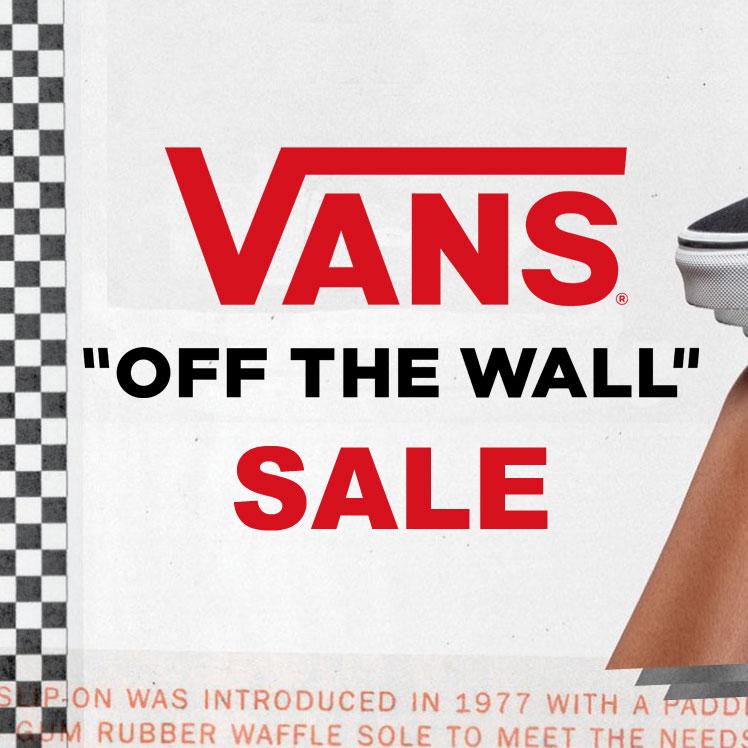 Vans Summer sale!