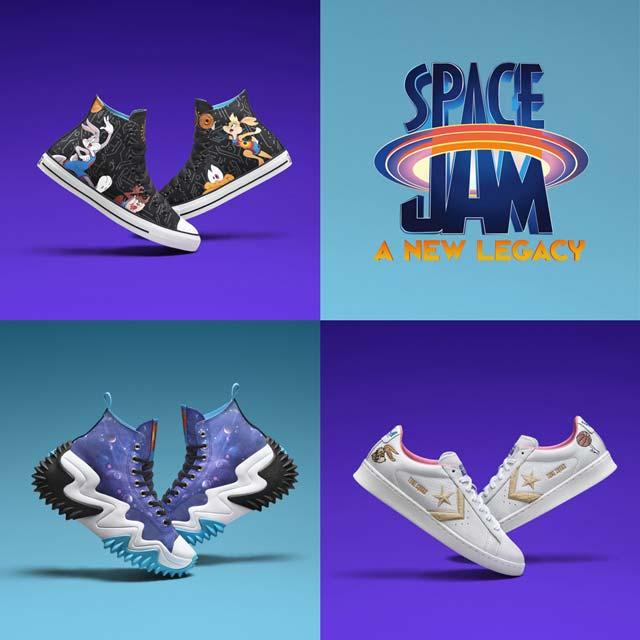 Converse x Space Jam